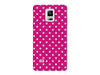 Cute Polka Dot Hot Pink Phone Case