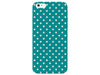 Light Blue Polka Dot Phone Case