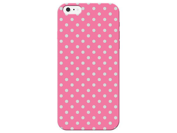 Polka Dot Pink Cute Phone Case