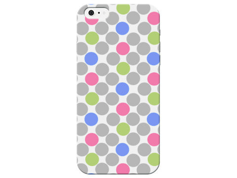 Cute Large Polka Dot Phone Case