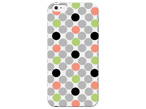 Modern Polka Dot Phone Case