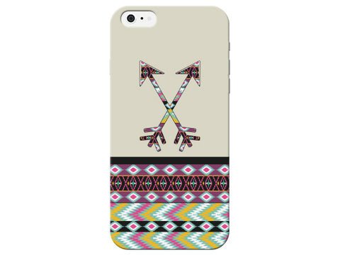 Purple Indian Arrow Phone Case