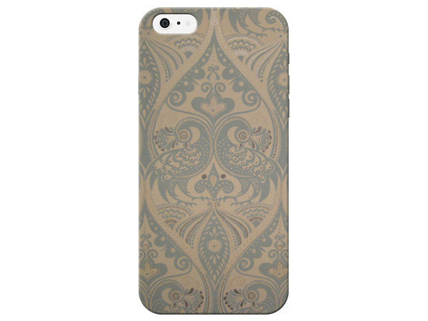 Cute Muted Color Peacock Phone Case