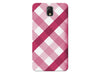 Pink & Red Plaid Phone Case