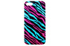 Colorful Zebra Stripes Phone Case