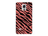 Light Pink Zebra Pattern Phone Case