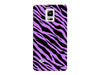 Pale Pink Zebra Print Phone Case