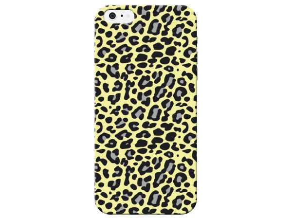 Cute Leopard Print Phone Case