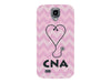 CNA Stethoscope Pink Certified Nurse Assistant Phone Case