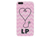 LP Stethoscope Pink Licensed Paramedic Phone Case