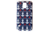 Classic Nautical Anchor Print Phone Case