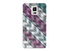 Wood Grain Striped Chevron Phone Cover