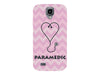 Chevron Stethoscope Paramedic Pink Phone Case