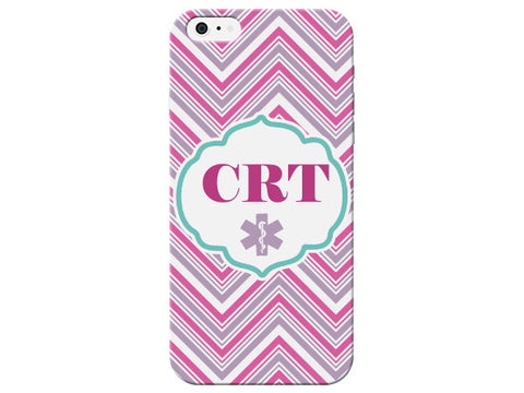 Chevron Certified Respiratory Technician Medical Phone Case