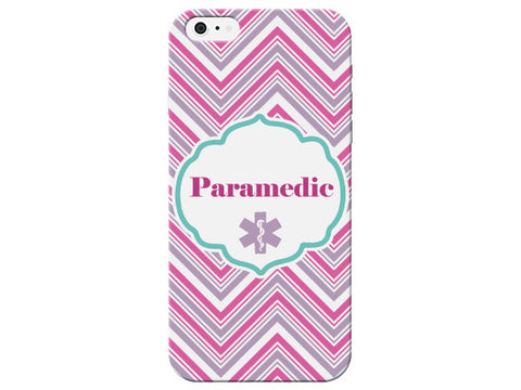 Chevron Paramedic Medical Phone Case