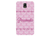 Pink Heart Paramedic Phone Case
