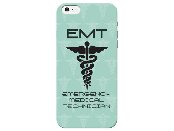 Emergency Medical Technician Mint Phone Case