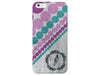 Polka Dotted Feather Phone Case
