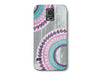 Pastel Wood Grain Mandala Phone Case