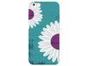 White Daisy Floral Phone Cover