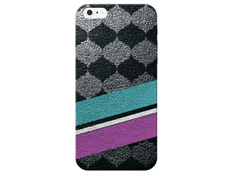 Chalkboard Moroccan Striped Pattern Phone Case