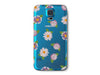 Clear Flower Collage Phone Case
