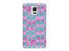 Turquoise and Pink Geometric Phone Case