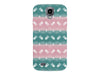 Pink Striped Mini Owl Phone Case
