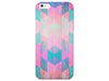Bright Gem Geometric Pattern Phone Case