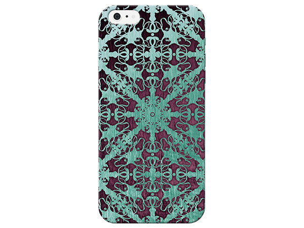 Intricate Circular Patterned Phone Case