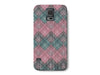 Pink Plaid Pattern Phone Case