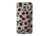 Floral Rose Clear Phone Case