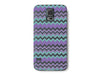 Geometric Aztec Pastel Chevron Clear Phone Cover