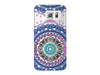 Colorful Mandala Circle Phone Back Cover