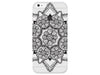 Detailed Circle Swirl Mandala Phone Case