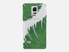 Palm Leaves Clear Phone Cover
