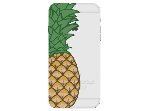 Pineapple Clear Phone Cover