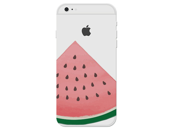 Watermelon Clear Phone Cover