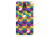 Colorful Geometric Pattern Phone Case