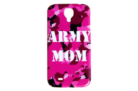 Hot Pink Camo Army Mom Phone Case