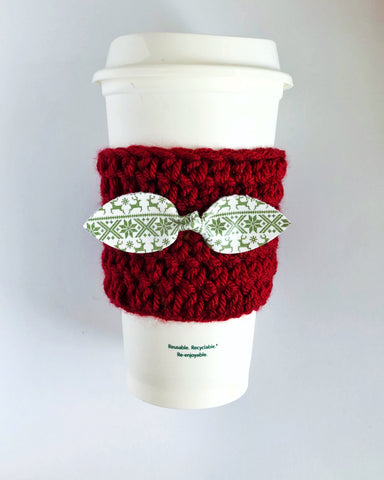 Christmas Sweater Bow