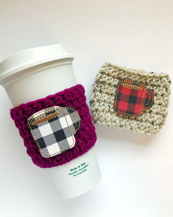Buffalo Plaid Mug