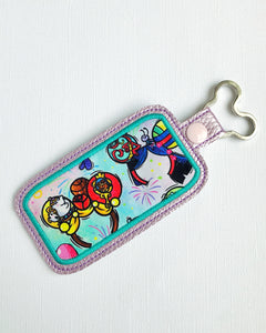 Beauty Park Ears Key Chain
