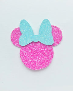 Miss Mouse Pin (Mademoiselle Glitter)