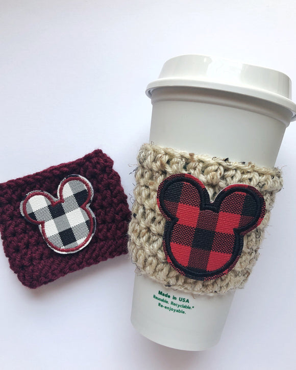 Buffalo Plaid Mouse