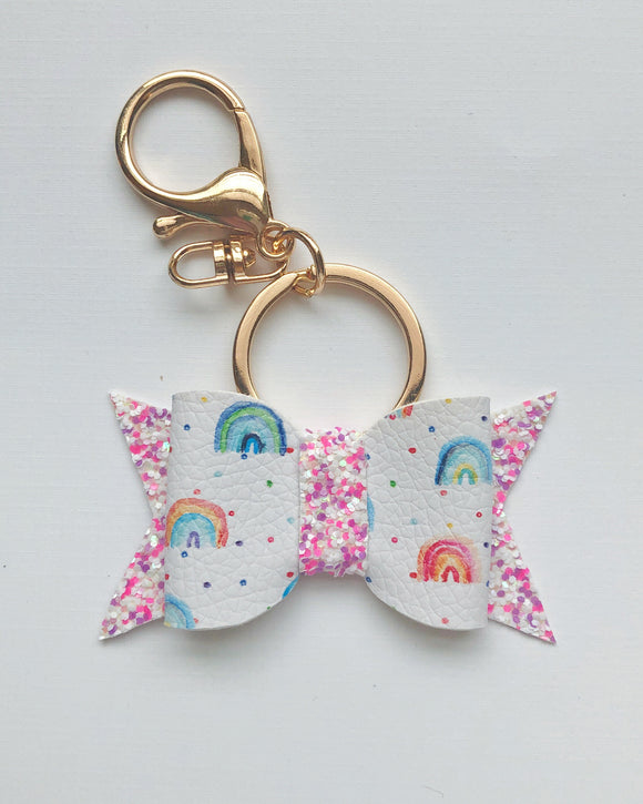 Rain-Bow Key Chain
