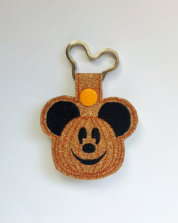 Halloween Mister Mouse Key chain