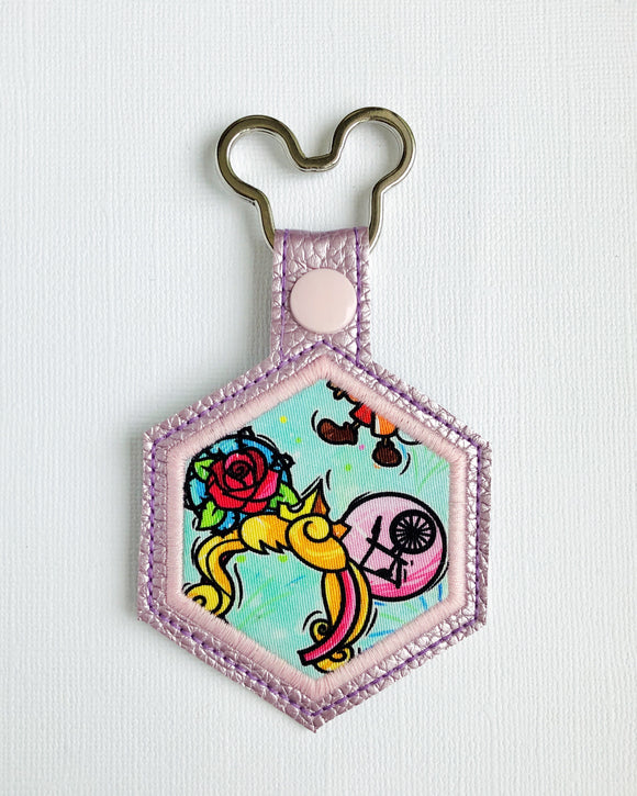 Aurora Park Ears Key Chain