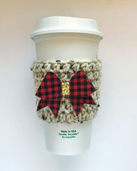Plaid Darling Bow
