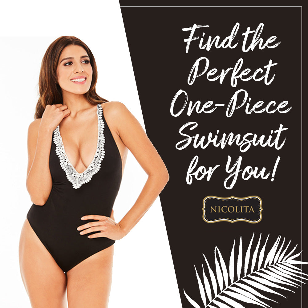 Tips for Selecting Your Perfect One Piece Swimsuit